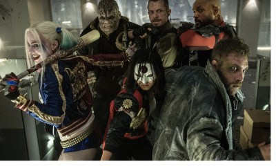 Imagen inédita de 'Suicide Squad'