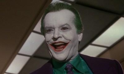 Jack Nicholson y Tim Burton discutieron sobre el cabello de Joker