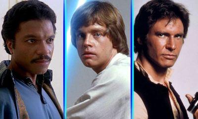 Lando Calrissian iba a ser un clon