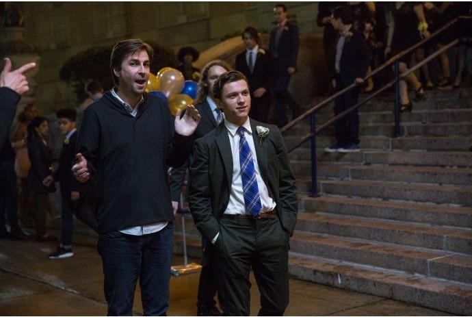 ¡Más emocionado imposible! Revelan nuevas fotos de Tom Holland en 'Spider-Man: Homecoming' multimedia-normal-b0aac189650f6d7a-355f6e6f726d616c2e706e67