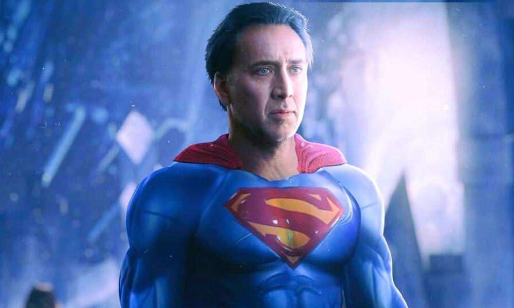 Nicholas Cage sería Superman