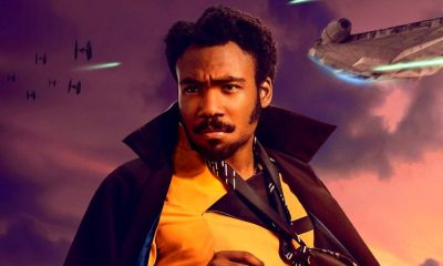 plan original de Lando Calrissian