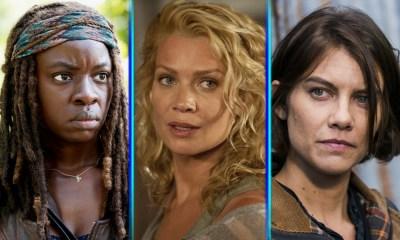 Razón por la que Danai Gurira dejó de 'The Walking Dead'