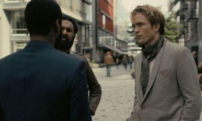 Robert Pattinson reveló detalles de Tenet