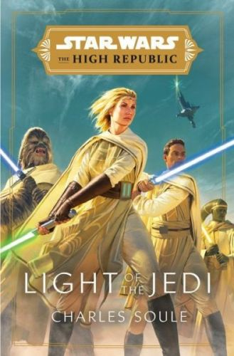 ¿Cuál será el tema central de 'Star Wars: The High Republic'? star-wars-the-high-republic-light-of-the-jedi-book-cover-1208486-329x500