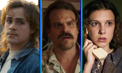 Clon de Hopper en Stranger Things 4