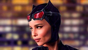 traje de Catwoman en 'The Batman'