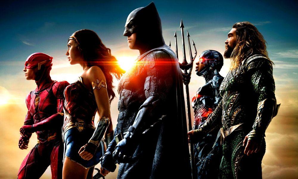 'Zack Snyder's Justice League' en DC FanDome