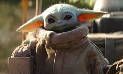 Baby Yoda sí ocupó CGI
