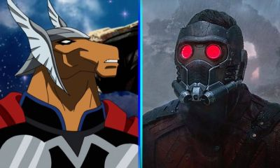 Beta Ray Bill apareció en 'Guardians of the Galaxy'