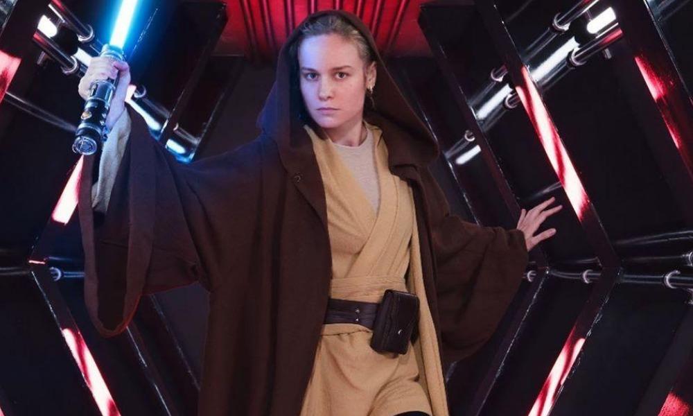 Brie Larson audicionó para Rogue One