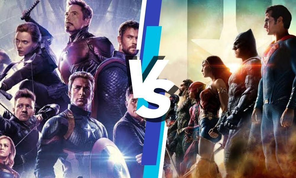 canciones en los trailers de Marvel y DC