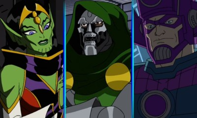 'Captain Marvel 2' introduciría a Doctor Doom