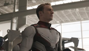Fan póster de Captain America 4
