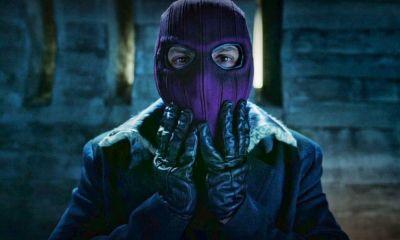 Daniel Brühl habló de la máscara de Zemo
