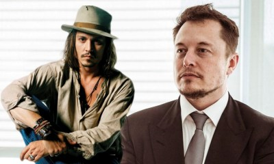 Elon Musk retó a una pelea a Johnny Depp