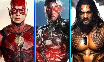 escándalo de un actor de 'Justice League'