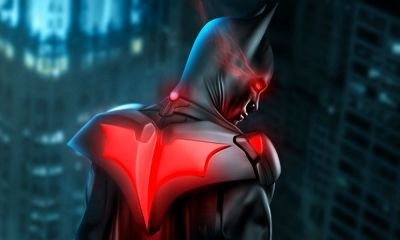Fan trailer de 'Batman Beyond'