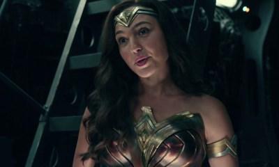 Actriz que reemplazó a Wonder Woman en Justice League