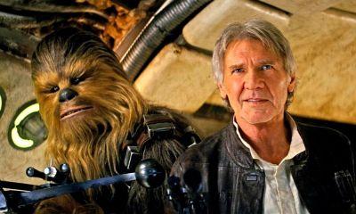 Han Solo en 'The Force Awakens'