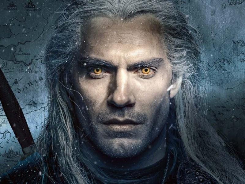 Henry Cavill habló de la sonrisa de Geralt de Rivia