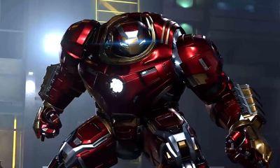 Hulkbuster será parte de 'Marvel's Avengers'