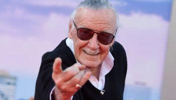 imagen nunca antes vista de Stan Lee
