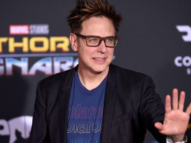 James Gunn admitió que es fan de Kamen Rider