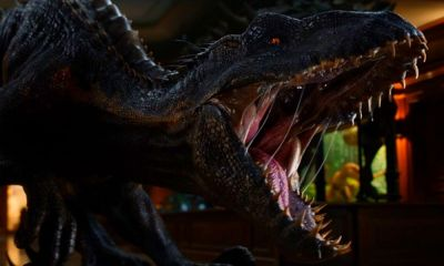 'Jurassic World: Dominion' causará terror