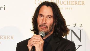 Keanu Reeves podría interpretar a Ghost Rider