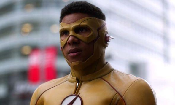 KJ Apa como Wally West