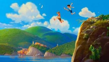 'Luca' es la nueva película de Pixar