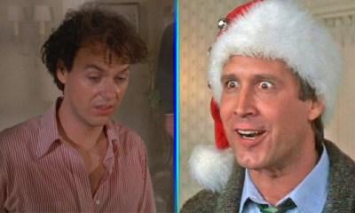 Michael Keaton y Chevy Chase rindieron homenaje a John Hughes