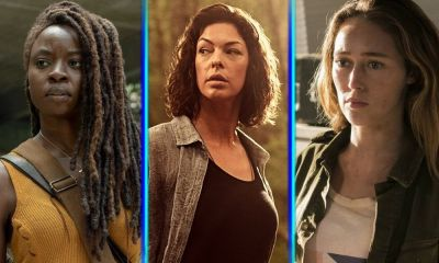 Michonne regresará a 'The Walking Dead'