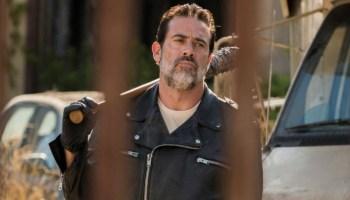 Jeffrey Dean Morgan habló de la salida de Lennie James de 'The Walking Dead'