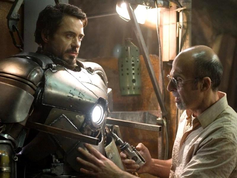 Paul Bettany no sabía que trabajaba en Iron Man