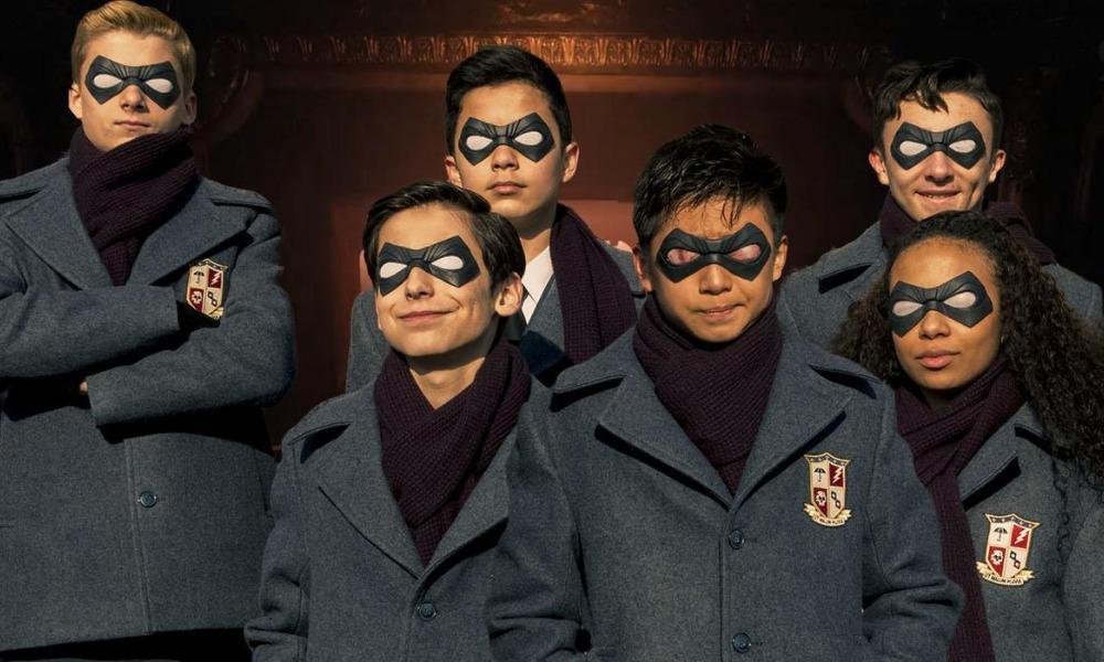 Resumen de la primera temporada de 'The Umbrella Academy'