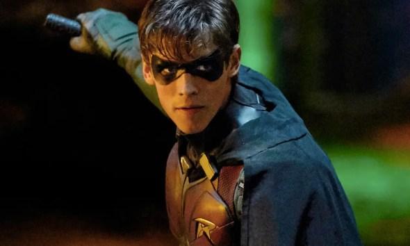 Actores que podrían ser Robin en el DCEU