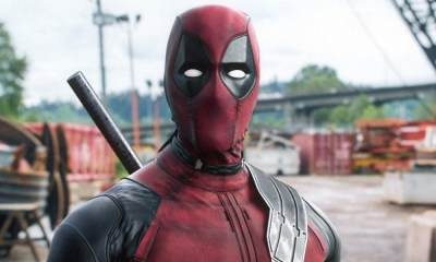 Ryan Reynolds compartió el traje de Deadpool 2