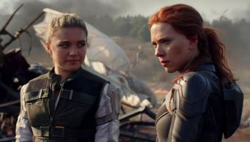 Scarlett Johansson habló de Florence Pugh