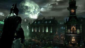 serie de 'Arkham Asylum'
