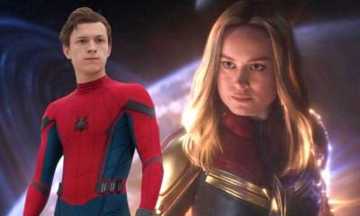 Spider-Man aparecerá en Captain Marvel 2