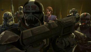 'Star Wars: The Bad Batch' spin-off de 'Clone Wars'