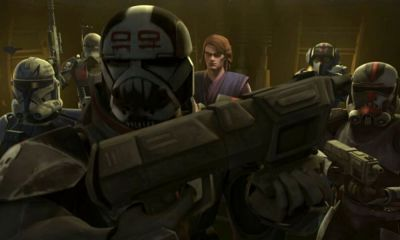 'Star Wars: The Bad Batch' spin-off de 'Clone Wars'