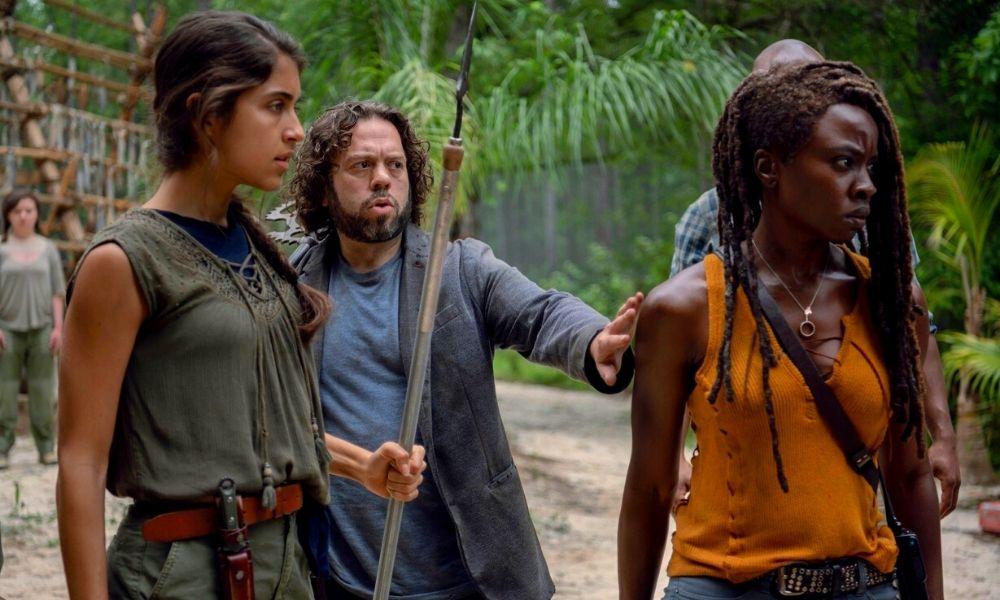 temporada 10 de 'The Walking Dead' tendrá nuevos episodios