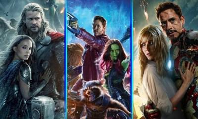 Thanos iba a ser el villano de Guardians of the Galaxy