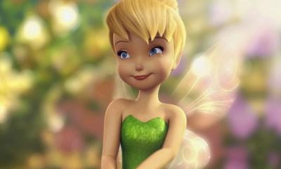 Actrices que podrían ser Tinkerbell en Peter Pan and Wendy