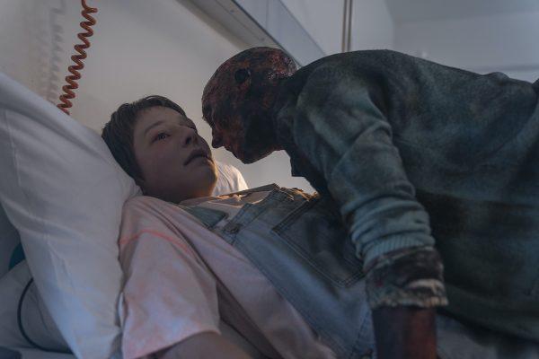 ¿Nuevos Ghostbusters? Revelan imágenes de 'Truth Seekers' con Simon Pegg y Nick Frost truth-seekers-emma-darcy-600x400-1