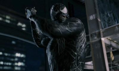 Animatronic de Venom en Spider-Man 3