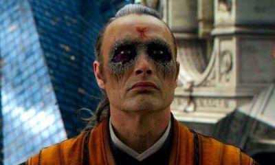 apariencia de los villanos de Doctor Strange